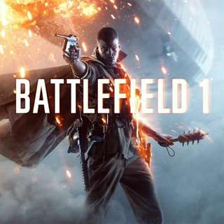 Battlefield 1 Standard/Revolution editions PC Origin Client