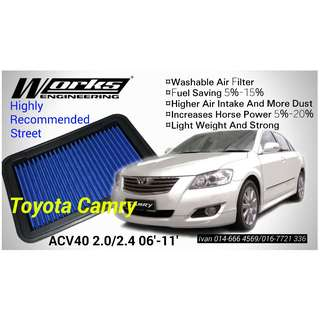 Air Filter-Camry ACV40 08'-11'