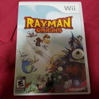 Wii Game Rayman Origins