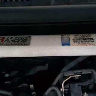 Toyota Harrier struct bar - Used