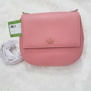 NEW Kate Spade Byrdie Pink Crossbody/Sling Bag