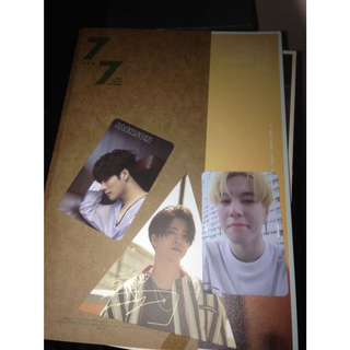 GOT7 7 for 7 Unsealed
