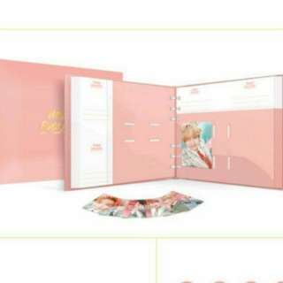 [WTB] BTS 4th Muster Photo Binder ONLY