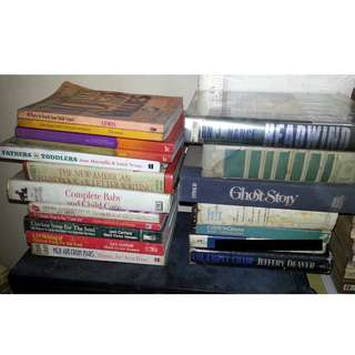 III SALE Any book for P80 Part 3 (Updated)