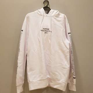 PURPOSE TOUR HOODIE (LIMITED EDITION)