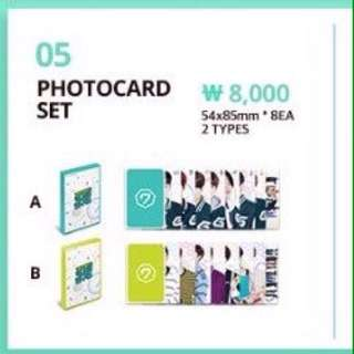 [Interest Check] GOT7 4th Anniversary Fanmeeting Photocard