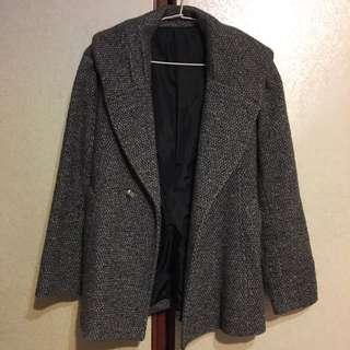 🚚 Vieso 毛呢外套