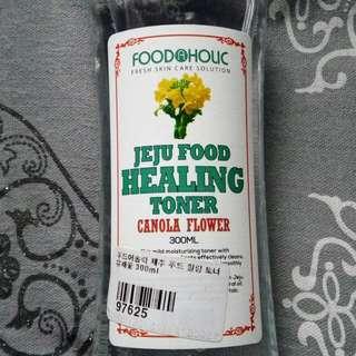 Jeju Food Healing Toner