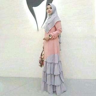 Hijab MAXI SAHARA DUSTY