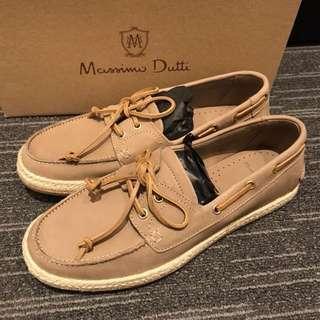 Massimo Dutti 男裝懶佬鞋 eur 40size