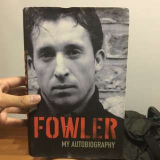 Robbie Fowler: My autobiography