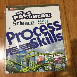 Science Systems Process Skills P5&6