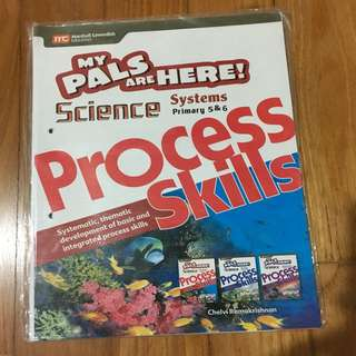 Science Energy Process Skills P5&6