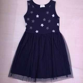Seed Star Navy Blue Dress