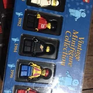 Lego Minifigure Collection