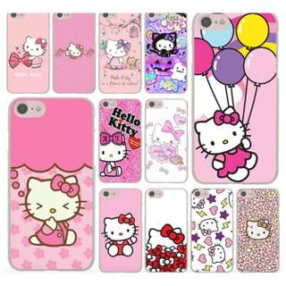 [FREE DELIVERY] (iPhone & Samsung) Hello Kitty Phone Cases