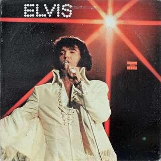 Elvis Vinyl LP, used, 12-inch original pressing