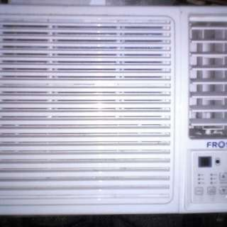 Frost aircon