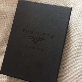 Tru virtu leather wallet