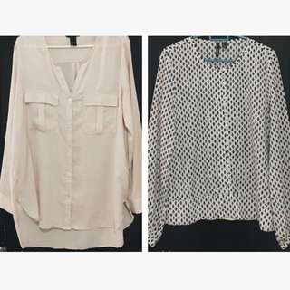 Reduced H&M and M&G top!