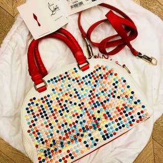 Christian Louboutin hand bag