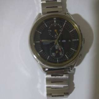 Seiko automatic chronograph 6138-3002
