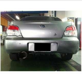 Subaru Impreza JDM Tail Lamps