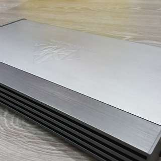 Rare Italy made PHD 4075, 4 Channels Car Amplifier