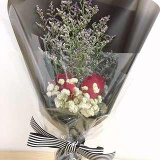 情人節 鮮花 紅玫瑰
