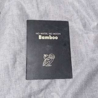 Bamboo's Signed Album