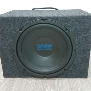 Helix Deep Blue Subwoofer