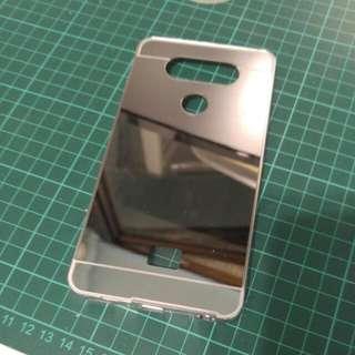 LG V20 鏡面 金屬 保護殼