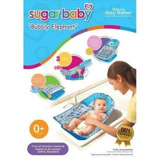 Baby bather sugar baby elephant mandi bayi
