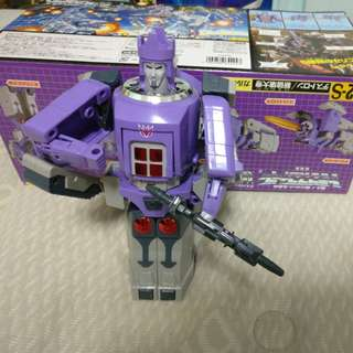 G1 Galvatron Transformer