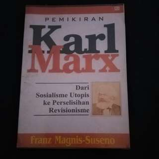 Pemikiran Karl Marx Dari Sosialisme Utopis ke Perselisihan Revisionisme