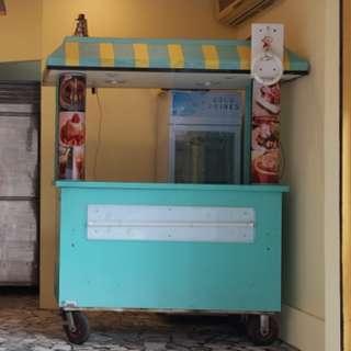 🚚 二手鬆餅飲料攤車