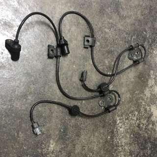 Subaru V8 ABS sensor set