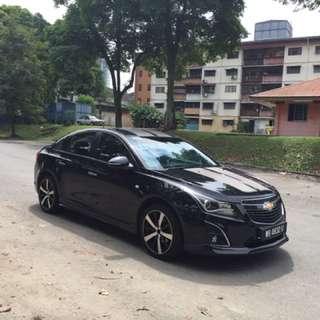 Chevrolet Cruze 1.8(A) LTA