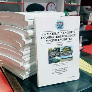 The Materials Engineer Reference for Civil Engineers