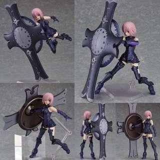 figma - Fate/Grand Order: Shielder/Mash Kyrielight
