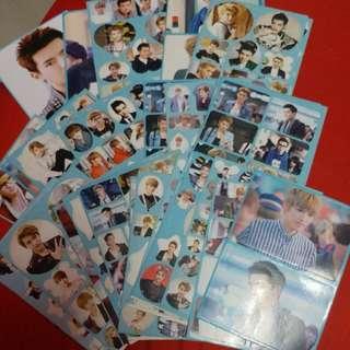 Kris Wu Stickers (All)