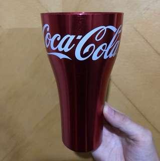可口可樂 鋁杯
