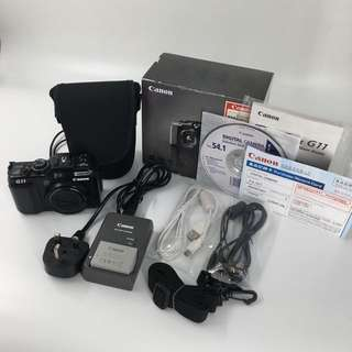 Canon Powershot G11 自拍必備 專業 輕便相機