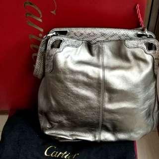 [全新]Cartier Marcello Hobo Bag 2011