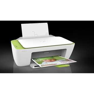 🚚 HP DeskJet 2130 All-in-One Printer