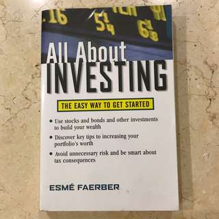 [CHEAP] All About Investing Guidebook