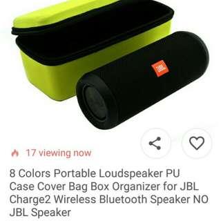 Jbl speaker casing ( black colour)