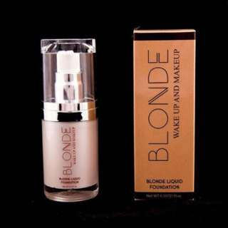 Blonde Foundation