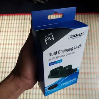 PS4 dual charger