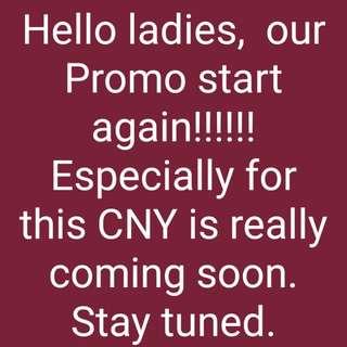 Promo CNY